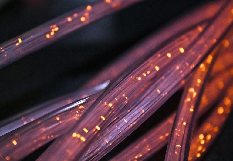 Fibre-optics